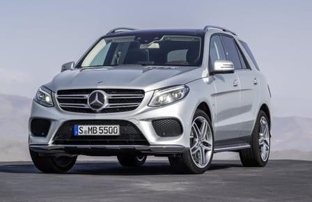 Mercedes-Benz GLE (od 08/2015) 3.0, 325 kW, Hybridní, 4x4, Automatická převodovka