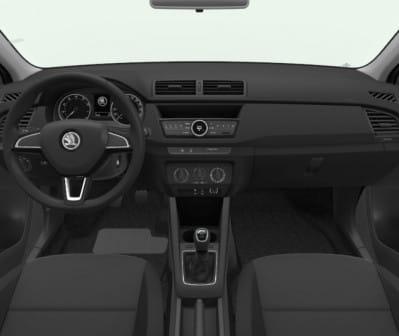 Škoda Fabia Combi (01/2015 - 07/2018) Trumf