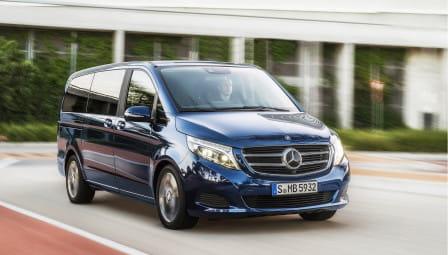 Mercedes-Benz Třída V (od 05/2014) 2.1, 120 kW, Naftový, Automatická převodovka
