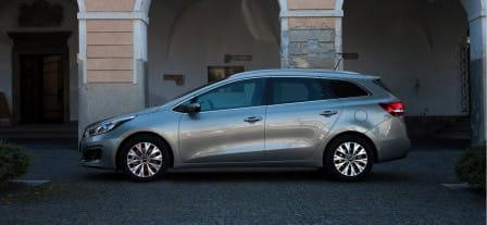 KIA cee´d Sportswagon (od 09/2015) 1.6 GDI, 99 kW, Benzinový