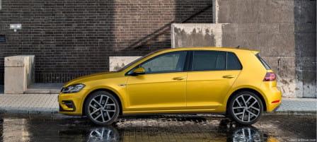Volkswagen Golf (od 03/2017) 1.0 BMT, 81 kW, Benzinový