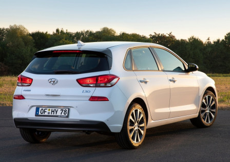 Hyundai i30 (od 01/2017) 1.0, 88 kW, Benzinový