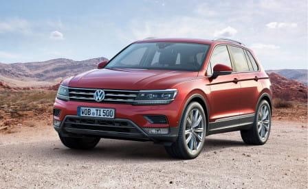 Volkswagen Tiguan (od 04/2016) 1.4 BMT, 92 kW, Benzinový
