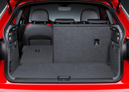 Audi Q2 (od 10/2016) 1.5 TFSI 110kw, Benzinový, Automatická převodovka