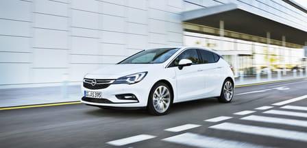 Opel Astra (od 10/2015) 1.6 CDTI, 81 kW, Naftový