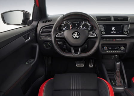 Škoda Fabia (od 07/2018) Trumf