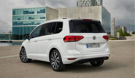 Volkswagen Touran (od 09/2015) 2.0 TDI BMT, 110 kW, Naftový