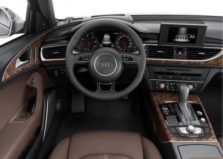 Audi A6 allroad quattro (od 10/2014) 3.0 TDI, 200 kW, Naftový, 4x4, Automatická převodovka