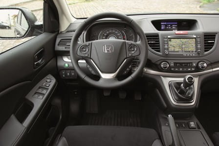 Honda CR-V (od 03/2015)