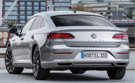 Volkswagen Arteon (od 01/2017) 1.5, 110 kW, Benzinový