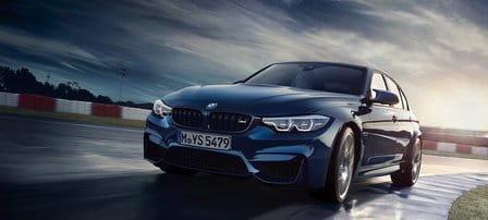 BMW Řada 3 M3 Sedan (od 03/2017) 3.0, 317 kW, Benzinový, Automatická převodovka