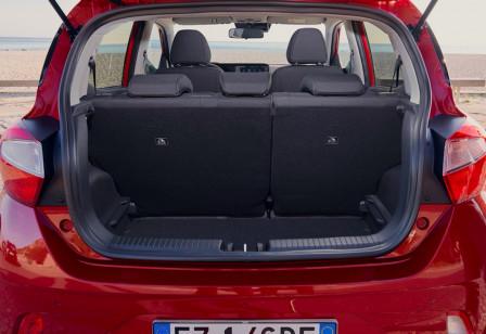 Hyundai i10 (od 01/2017) 1.0 LPG, 51 kW, Plynový