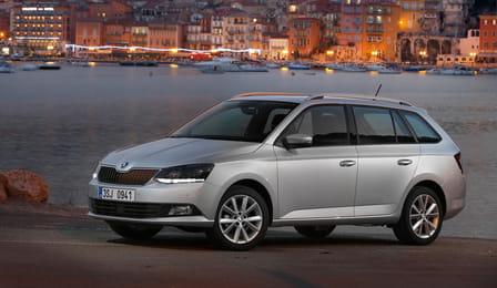 Škoda Fabia Combi (od 01/2015) 1.4 TDI, 66 kW, Naftový