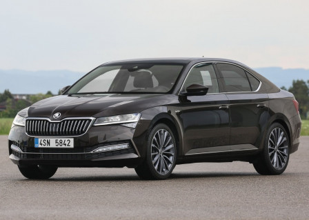 Škoda Superb (od 07/2019)