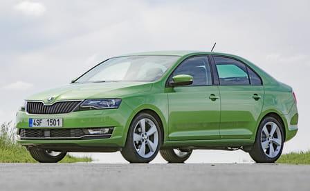 Škoda Rapid (od 05/2017)