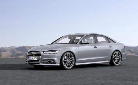 Audi A6 Sedan (od 10/2014) 3.0 TDI, 235 kW, Naftový, 4x4, Automatická převodovka