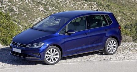 Volkswagen Golf Sportsvan VII (od 10/2017) 1.0, 81 kW, Benzinový, Automatická převodovka