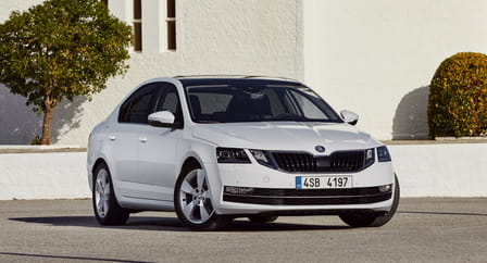 Škoda Octavia (od 01/2017) 1.0 TSI, 85 kW, Benzinový