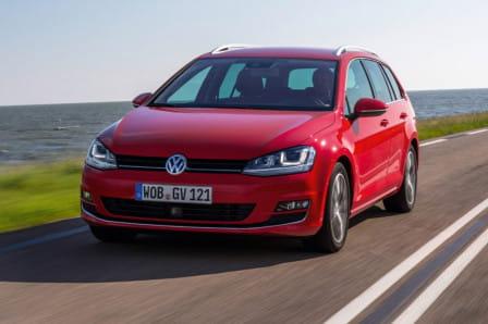 Volkswagen Golf Variant (od 03/2017) 1.5, 96 kW, Benzinový