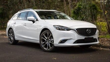 Mazda 6 Kombi (od 02/2015) 2.2, 110 kW, Naftový, Automatická převodovka