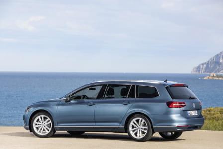 Volkswagen Passat Variant (od 10/2014) 2.0 TDI BMT, 110 kW, Naftový, Automatická převodovka