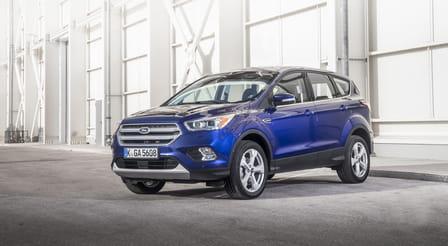Ford Kuga (od 01/2017) 1.5, 110 kW, Benzinový
