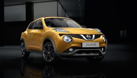 Nissan Juke (od 06/2014) 1.6, 69 kW, Benzinový