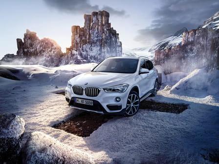 BMW X1 (od 10/2015) 2.0, 141 kW, Benzinový, 4x4, Automatická převodovka
