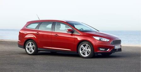 Ford Focus Kombi 1.5 TDCi Start/Stop Titanium