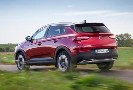 Opel Grandland X (od 10/2017) 2.0, 130 kW, Naftový, Automatická převodovka
