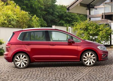 Volkswagen Golf Sportsvan VII