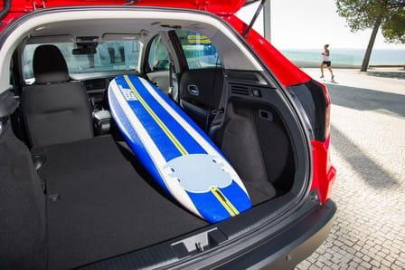 Honda HR-V (od 09/2015) 1.5, 96 kW, Benzinový