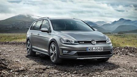 Volkswagen Golf Alltrack (od 03/2017) 2.0 TDI BMT, 135 kW, Naftový, 4x4, Automatická převodovka